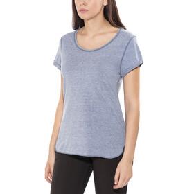 Columbia Trail Shaker Short Sleeved Shirt Women bluebell heather